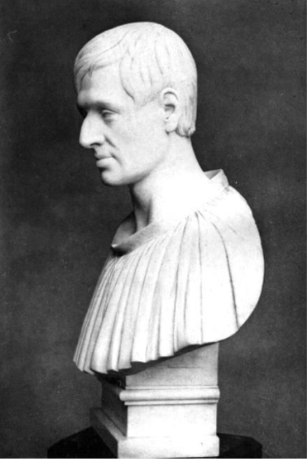 Bust by Westmacott